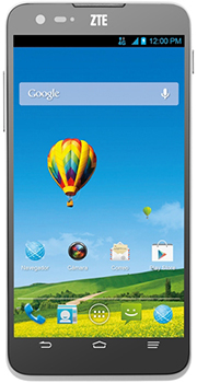 ZTE Grand S Flex Datenblatt - Foto des ZTE Grand S Flex