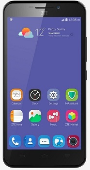 ZTE Grand S3 Datenblatt - Foto des ZTE Grand S3