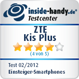 ZTE Kis Plus