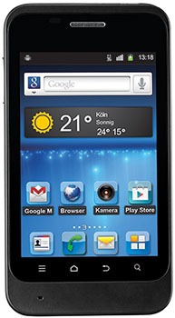 ZTE Kis Plus Datenblatt - Foto des ZTE Kis Plus