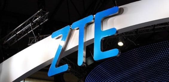 ZTE-Logo MWC-Stand